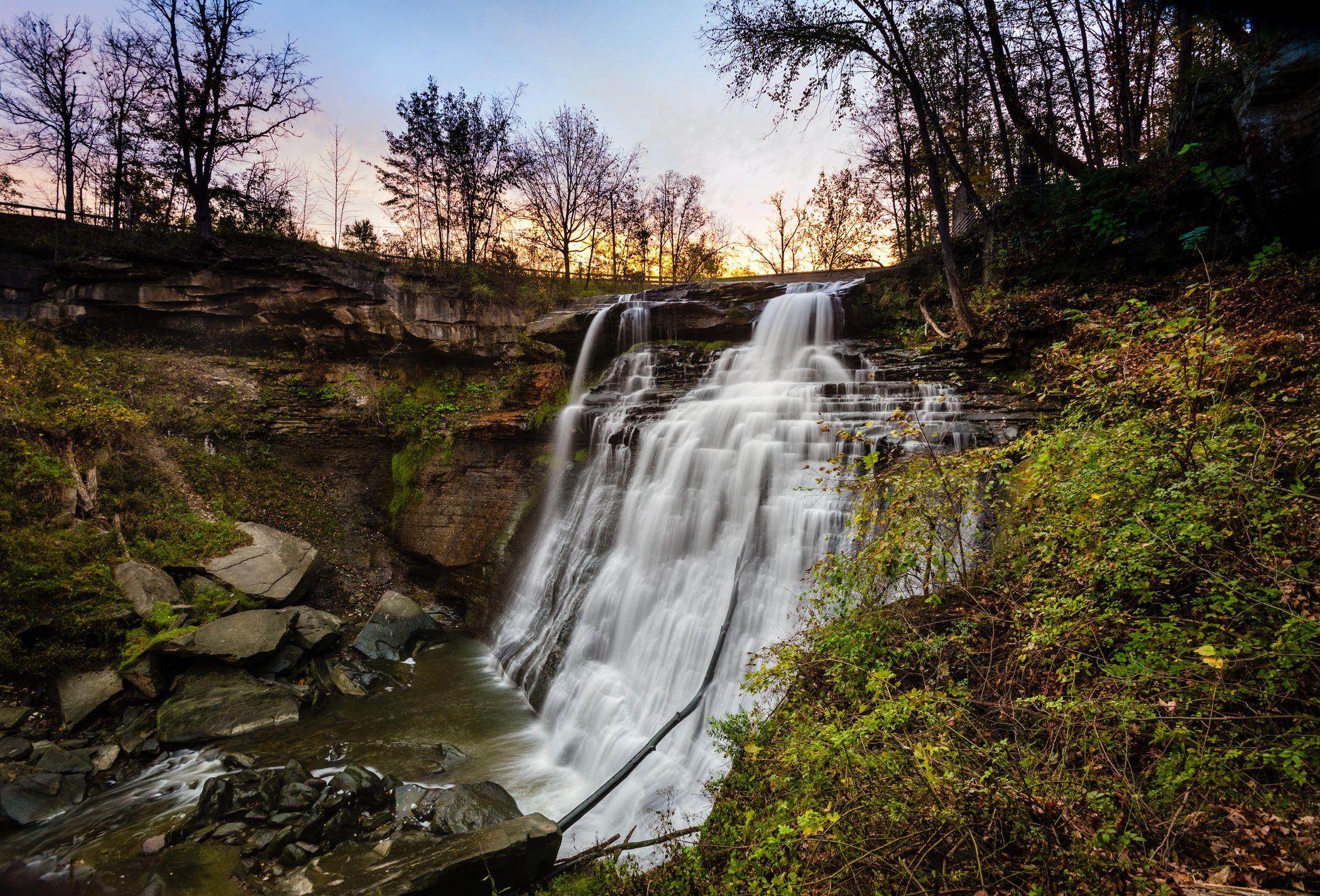 CVNP Brandywine Falls 3