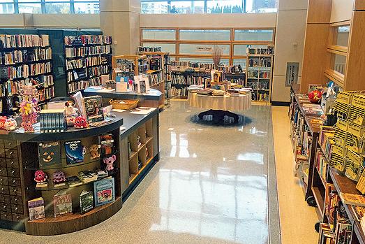 LibraryShop