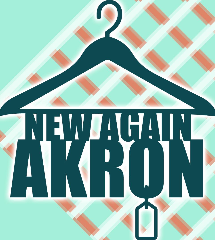 New Again Akron LOGO