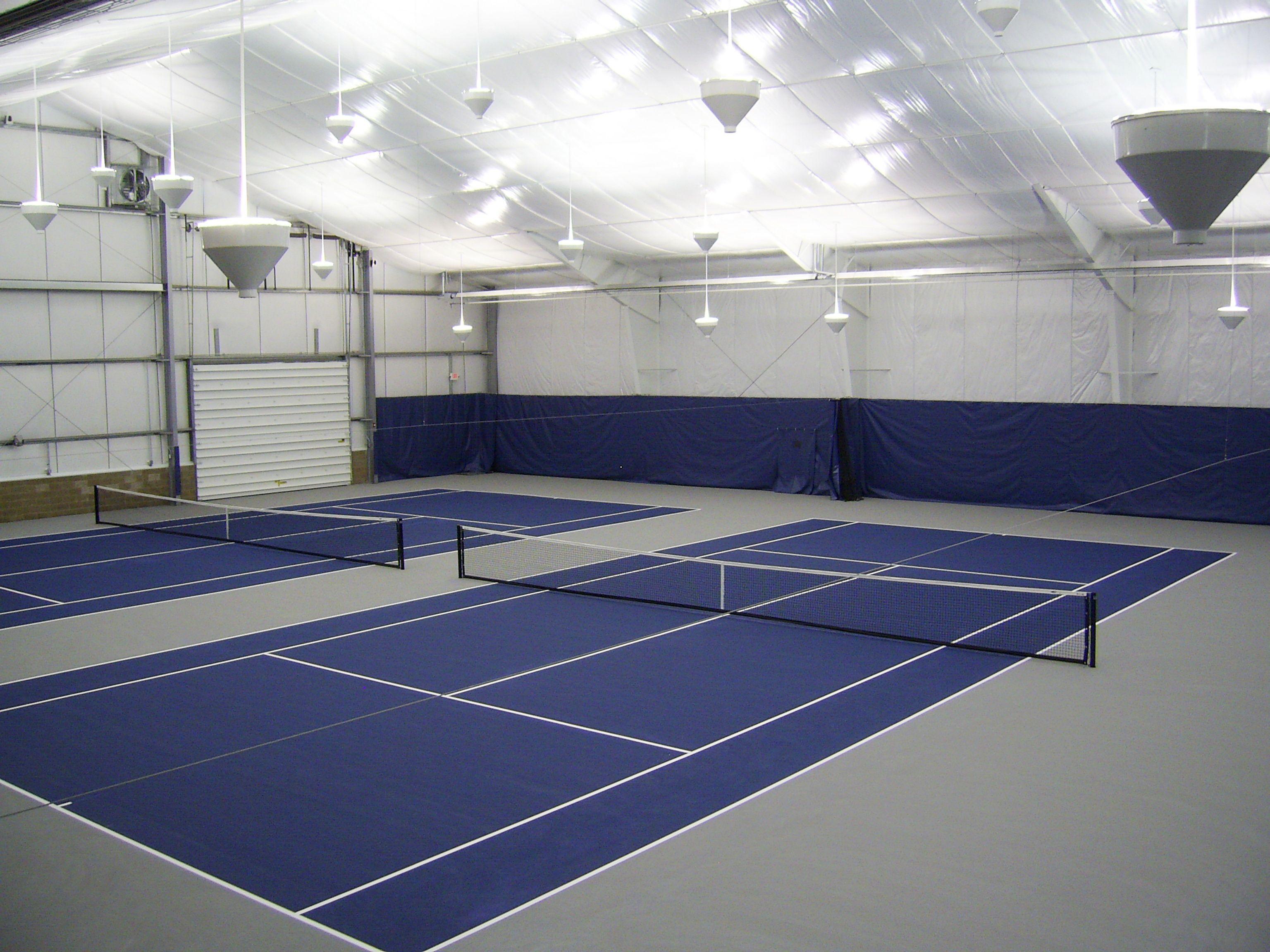 Towpath Tennis