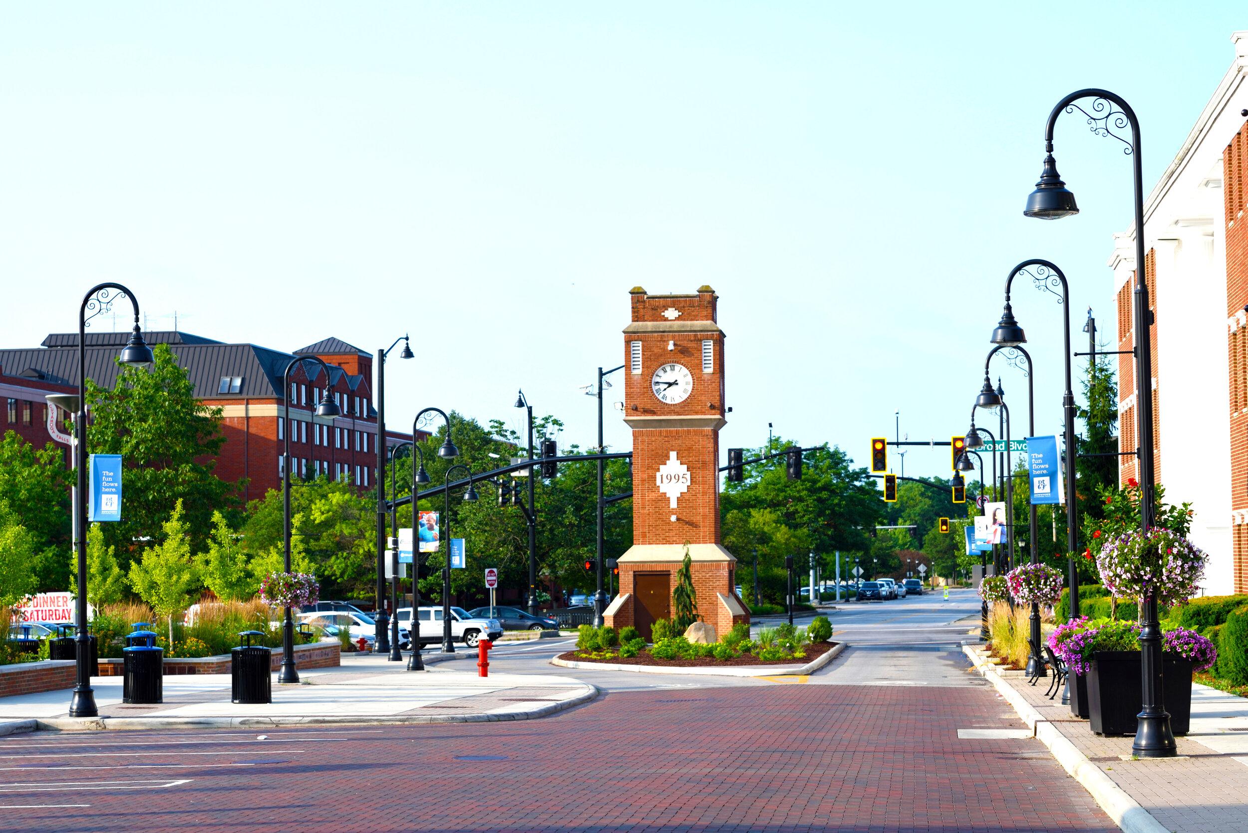 Downtown Cuyahoga Falls