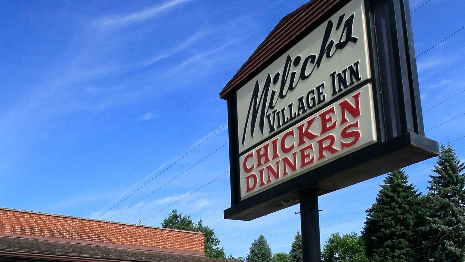 village inn chicken