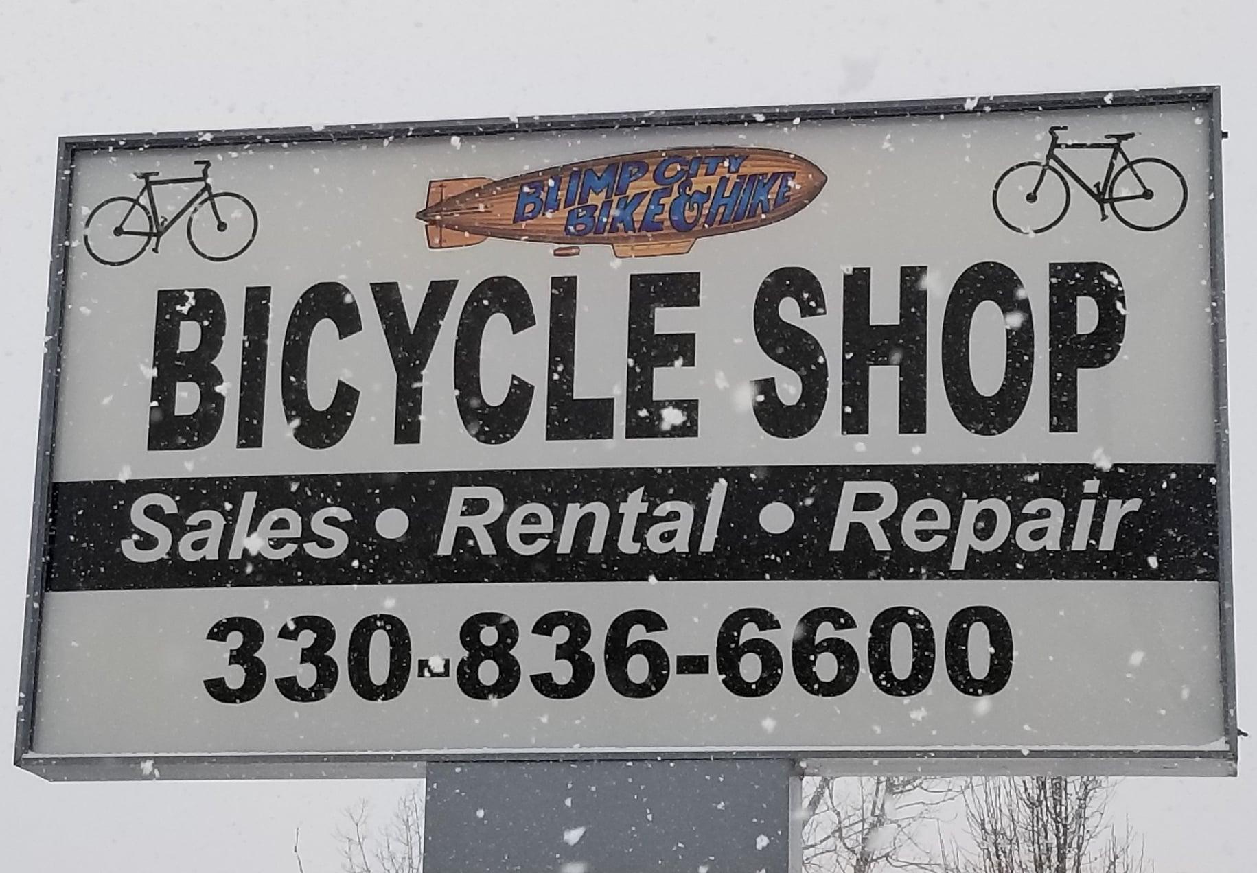 Blimp City Bike & Hike