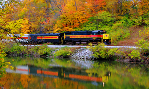 Cuyahoga Valley Scenic Railroad 6.14.21